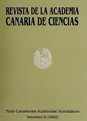 Revista de la Academia Canaria de Ciencias